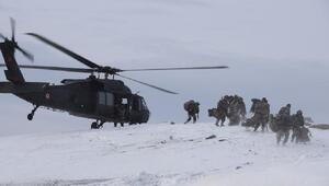 Tunceli Aliboğazında PKKya ait 13 sığınak ve 3 mağara bulundu