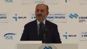 Bakan Müezzinoğlu 1 milyon 433 bin 290 kişiye emekli promosyonu ödemesi yapıldı (1)