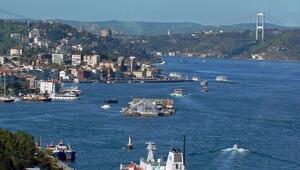 Deniz trafiğine büyük gözaltı