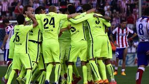 Barcelonaya sürpriz doping kontrolü