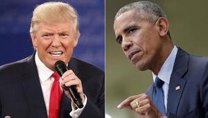 Trump: Obama nasıl bu kadar alçaldı