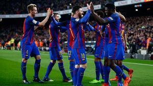 Barcelona, liderliğini korudu