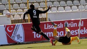 Elaziz Belediyespor-Muğlaspor: 1-1