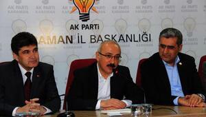 Bakan Elvan: Ben bile bürokratik problemlerle karşı karşıya kalabiliyorum (3)