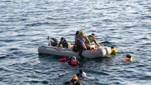 Denizlerde 1 yılda 56 farklı ülkeden 37 bin kaçak yakalandı