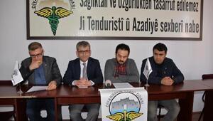 Diyarbakır Tabip Odasından Aslı Erdoğana barış ödülü