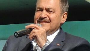 Bakan Eroğlu, Simavda anayasa değişikliğini anlattı