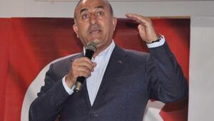 Çavuşoğlu: Batılı ülkeler Türkiye fesatlığından çatlayacak (2)