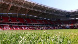 Bakan Kılıç, Samsunsporun yeni stadını inceledi
