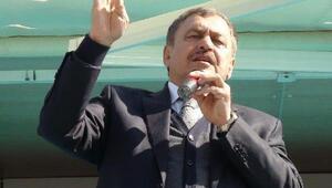 Bakan Eroğlu, Simavda anayasa değişikliğini anlattı (2)
