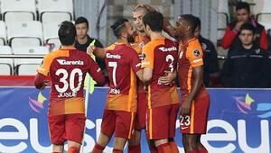 Antalyaspor 2-3 Galatasaray / MAÇIN ÖZETİ