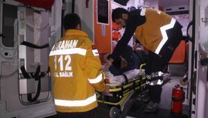 Karamanda silahlı kavga: 2 yaralı