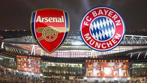 Arsenal Bayern Münih maçı bu akşam saat kaçta hangi kanalda canlı olarak yayınlanacak - Şampiyonlar Ligi