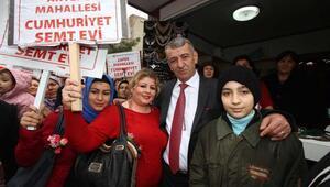 Gaziemir'de kadın dostu projeler