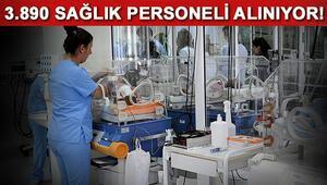 Sağlık Bakanlığı personel alımı başvurusu ne zaman bitecek