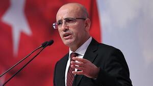 Mehmet Şimşek: Liradaki değer kaybı...