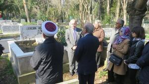Sinan Ercan mezarı başında anıldı