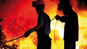 Çelik üretimi ocak ayında arttı
