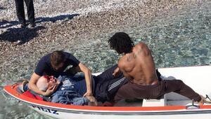 Yürüyüş sırasında kayalıklardan düşen Kıbrıs Gazisi öldü