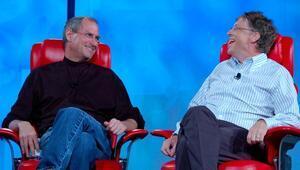 Bill Gates Steve Jobstan kopya mı çekti