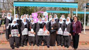 Lüleburgazda kadınlar korosu konseri