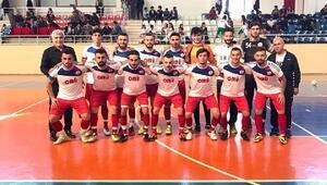 OMÜ Futsal Takımı, şampiyon oldu