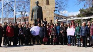 Sivasta Kadınlar Günü kutlandı