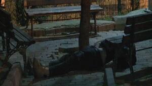 Üsküdarda bir parkta ceset bulundu