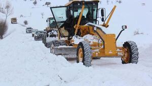 Karla mücadeleye 7.5 milyon lira harcandı