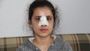 Uyuşturucu bağımlısı, 13 yaşındaki kıza sopayla saldırıp burnunu kırdı