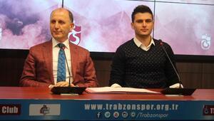 Trabzonspor, Okay Yokuşlu ile yeni sözleşme imzaladı