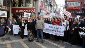 8 Mart Dünya Kadınlar Günü yürüyüşüne şüpheli çanta engeli