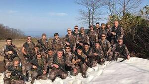 'Ejder Timi' Karadeniz dağlarında terörist arıyor