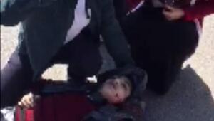 Otomobilin çarptığı Suriyeli genç öldü