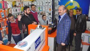 Bakan Soylu: Ayaklarının üzerinde duran güçlü Türkiye var (2)
