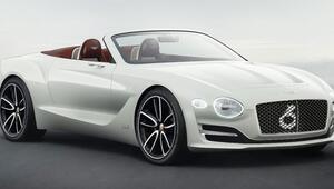 İşte Bentleyin ilk elektrikli canavarı