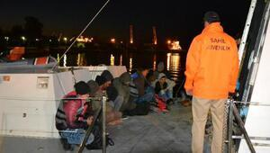 Umuda yolculuk Akdeniz'de son buldu