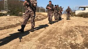 Ejder Timi Karadenizde teröristlere göz açtırmıyor