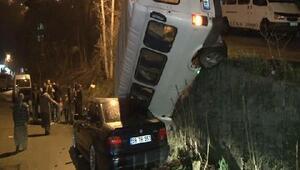 Beykozda kaza ucuz atlatıldı