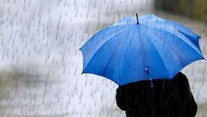 İki il için kuvvetli yağış uyarısı