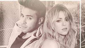 Shakira'nın yeni klibinden mest eden dans görüntüleri
