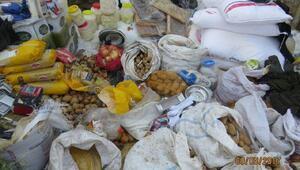 Tuncelide 750 kilo patlayıcı bulundu (2)