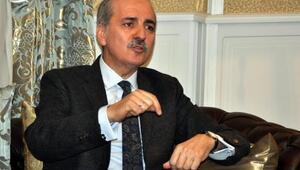 Kurtulmuş: Amerika ve Rusya 3- 5 bin PYD militanını mı tercih edecek, Türkiye Devletini mi