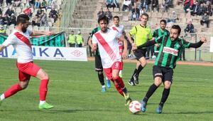 Sakaryaspor-Denizli Büyükşehir Belediyespor: 4-1