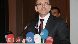 Başbakan Yardımcısı Şimşek Vali Çeliki ziyaret etti (2)