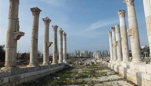 Soli Pompeiopolis Dünya Kültür Mirası Listesi'ne aday