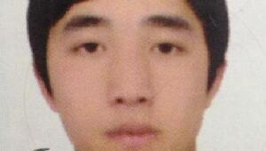 Kırgız gencin gasp oyununu polis bozdu