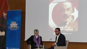 Mehmet Akif Ersoyun torunu Antalyada