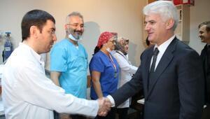 İnegöl Diş Hastanesi Bölge Hastanesi oluyor