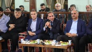 Başkan Otyakmaz, İrfan Meclisine konuk oldu